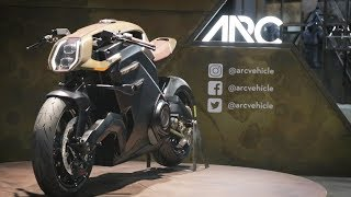 The ARC Vector | First look from KNOX