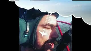 Volando en las afueras de Santo Domingo