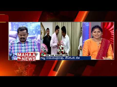 What is the reason for selecting KTR as working president ? | #SunriseShow