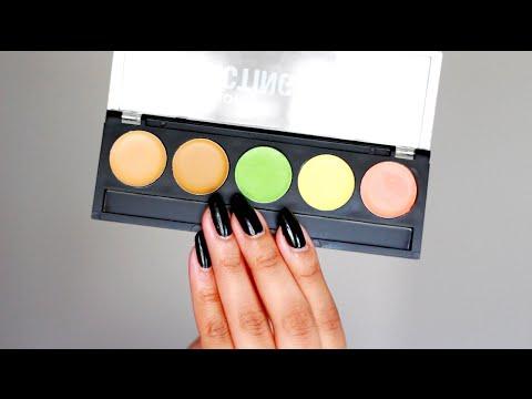 Makeup Color Correction
