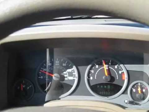 08 JEEP PATRIOT 4X4 FULL THROTTLE TEST DRIVE WITH CVT TRANS!