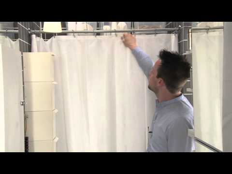 IKEA Small Spaces – Squeezing a small laundry room into a small bathroom