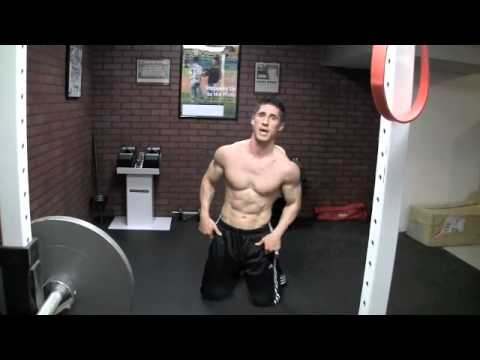 CRAZY Home Bodyweight Workout - JUDGEMENT DAY! Image 1