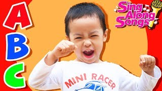 Barney and Friends Sing Along with Baby ABC Song Alphabet Full Episodes Simple Songs for Kids