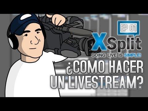 Programas que uso I Como hacer LiveStream? Ep. 1