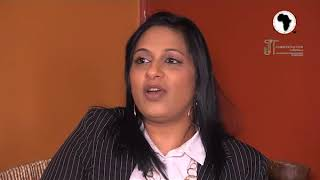 #ECAfrica100 in conversation with Lerina Subbiah from SUBB10 Technologies