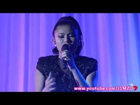 Marlisa Punzalan - Audition Song - Grand Final - The X Factor Australia 2014