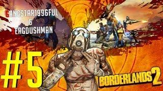 Прохождение Borderlands 2 - часть 5 (Ассасины)