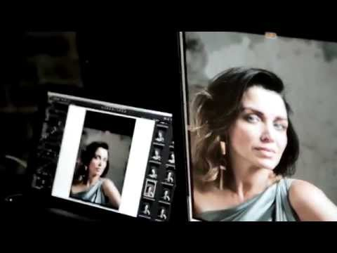 Behind The Scenes: Dannii Minogue October Issue 2014