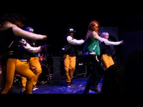 Victoria Duffield - Shutup And Dance - #Winnipeg Park Theatre...