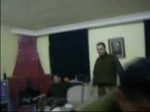 Daglica PKK Baskin 13 Sehit Sonrasi Komutanlarin icki Alemi