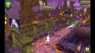 Temple Run 2 - Spooky Summit Gameplay