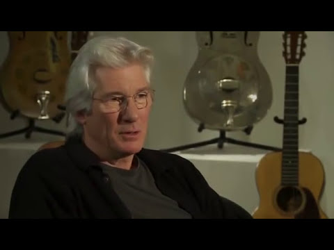 Richard Gere guitar collection part 1