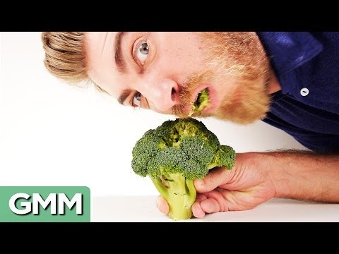 6 Ridiculous Broccoli Commercials Music Videos