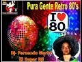 Disco music 70's y 80's mix By Dj- Fernando Marin!