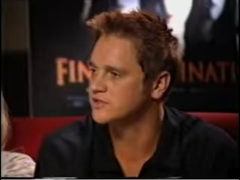Devon Sawa and Kerr Smith -   Final Destination  - interview clip   by Valerie.