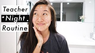 Get Unready With Me 🌙 Night Time Routine