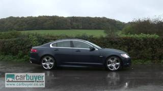 Jaguar XF review - CarBuyer