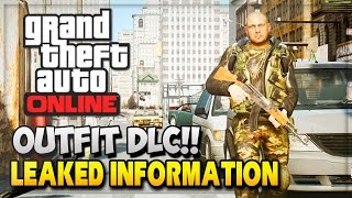 GTA 5 NEW LEAKED DLC - GTA V Clothing Outfits Coming Soon!! (GTA 5 Online Gameplay DLC)