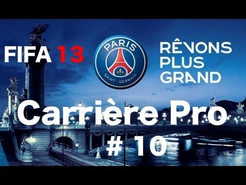 FIFA 13 | Carriere Pro | Un choix de Coeur  #10