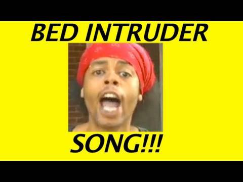 Single on iTunes: http://itunes.apple.com/us/album/bed-intruder-song/id386478006 Tribute Album: http://itunes.apple.com/us/album/official-bed-intruder-tribut...