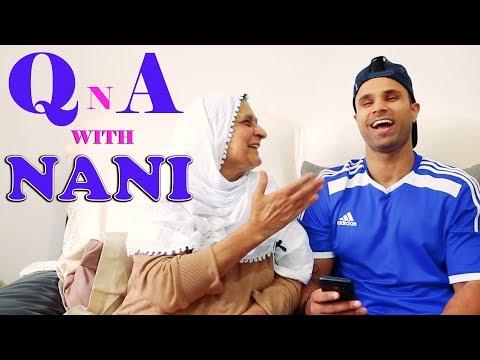 Q n A With Nani   Rahim Pardesi