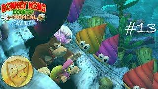 Jag Plays Donkey Kong Tropical Freeze 13: Get Juicy