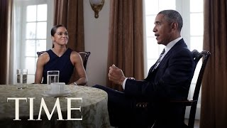 Barack Obama & Misty Copeland On Race, Body Image & Staying Humble | The Influencers | TIME