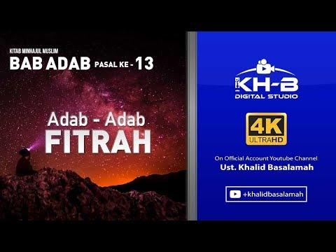 Minhajul Muslim - Adab-Adab Fitrah
