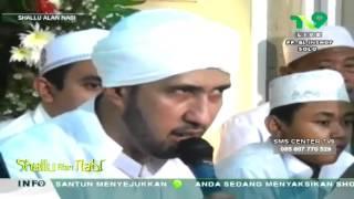 Habib Luthfi bin Yahya - Maulid Nabi & Haul Masyayikh di Ponpes Al-Inshof Karanganyar