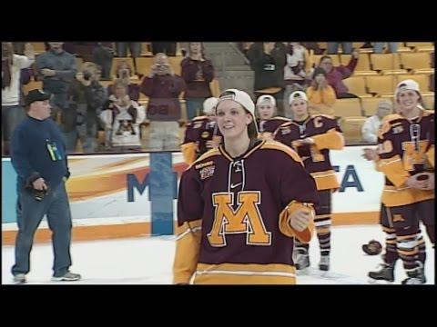 Amanda Kessel's collegiate hockey career over due to post concussion issues