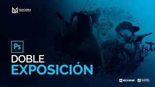 Efecto Doble Exposición - Dispersión Creativo - Tutorial Photoshop CC 2015.5