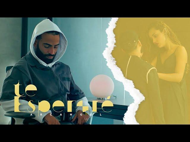 Te Esperaré - Arcangel ( Video Oficial ) thumbnail