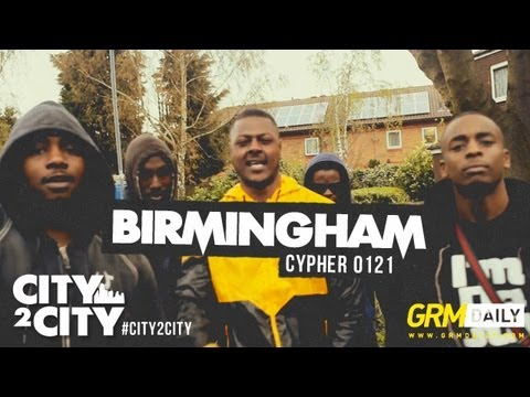 #CITY2CITY: Birmingham 0121 Cypher [GRM DAILY]