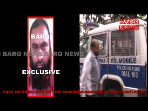 Barq News..two Accused In Afzal Collection's Rape Case Arrested By Charminar Police video