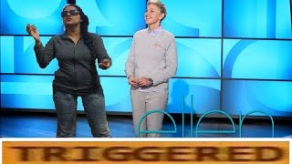 Zarna Joshi triggered on Ellen Show (Hugh Mungus)
