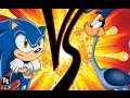 Sonic VS Road Runner - The Fastest Blue