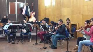 Uobicajena radna atmosfera u muzickom studiju 6 RTS-a