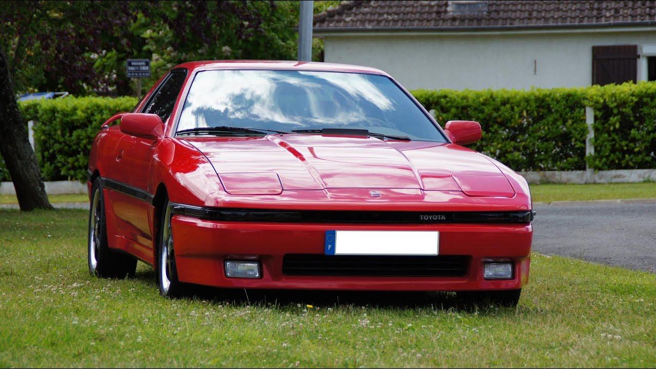 ᴴᴰ Toyota Supra Mk3 1989 Youtube