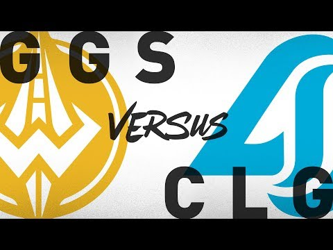 GGS vs. CLG - Week 5 Day 1 | NA LCS Summer Split | Golden Guardians vs. Counter Logic Gaming (2018)