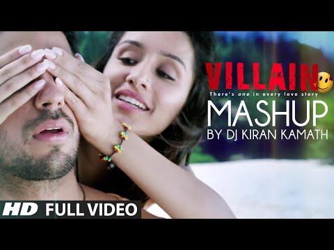 Exclusive: Ek Villain Full Video Mashup By Dj Kiran Kamath | Best Bollywood Mashup video