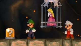 Newer Super Mario Bros. Wii - 2 Player Co-Op - #32