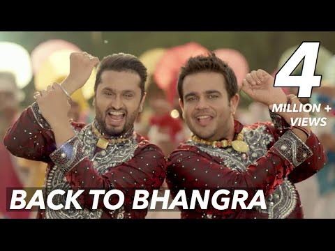 Back To Bhangra | Roshan Prince Ft. Sachin Ahuja | Latest Punjabi Songs video