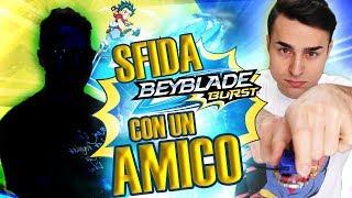 SONO STATO SFIDATO A BEYBLADE BURST! DoomShadow torna in arena. | Beyblade Burst Ita