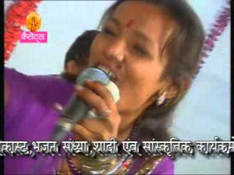 LALITA PAWAR NEW BHAJAN (AMBE STDIO KHIWARA PALI)