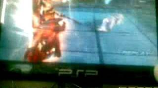 jinpachi on tekken dark resurrection psp