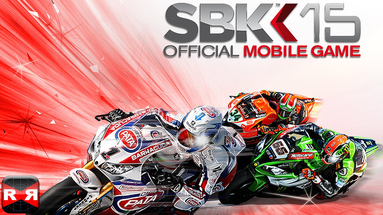 ���� ���� �������� ������� ������� : SBK15 Official Mobile Game v1.2.0 �����