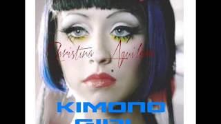 Watch Christina Aguilera Kimono Girl video