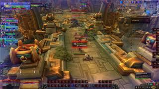 World of Warcraft Battle for Azeroth Atal'Dazar