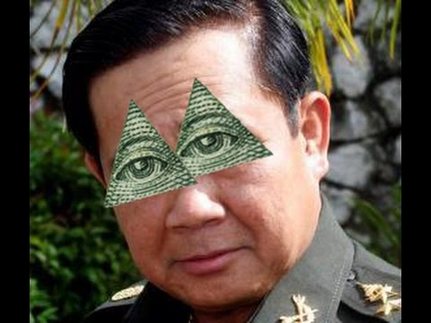 Prayuth Chan-Ocha is Illuminati